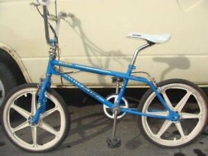 Looking for Old BMX bikes