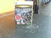 CALL OF DUTY 2 XBOX 360 GAME