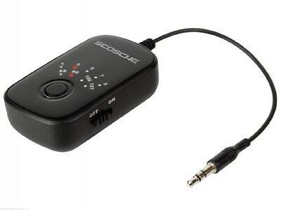 New Scosche Fm Modulator Transmitter Plays Music Through Your Cars Factory Radio