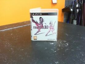 FINAL FANTASY XII-2 PS3 GAME