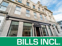 Office Space For Rent Aberdeen City Centre (AB10) | Serviced Office To Let Union Street