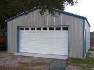 New steel building engineered for your location