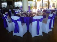 Wedding and Event Chair Covers Hire