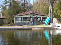 Cozy Cottage(s) for rent on Katchewanooka Lake - Youngs Point