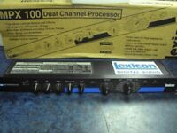 Lexicon MPX100 Dual Channel Processor