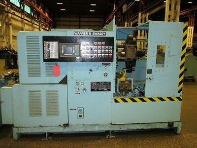 Warner Swasey Mdl 2ab Automatic Bar Machine 109255