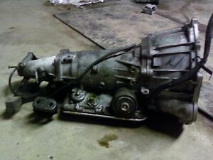 Chevy Silverado, Sierra Transmission 4L60E working condition