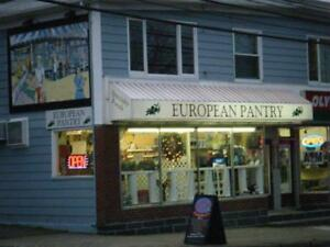 Business for SALE - European Pantry imported grocery store