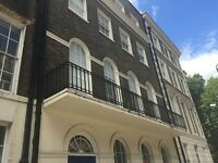 Private office available in Southampton Place (WC1A) - flexible rent terms, refurbished