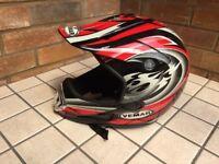 Motocross Helmet size L -59