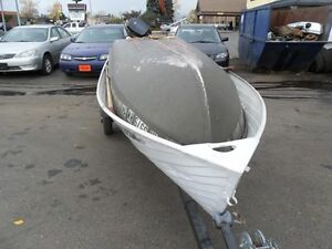 small aluminum boats and trailer for sale
