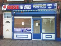 Minicab Office and Coffee Shop For Sale