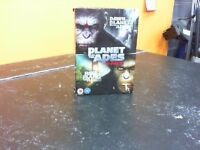 RISE OF THE PLANET OF APES / DAWN OF THE PLANET OF THE APES BOX SET
