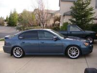 2006 Subaru legacy gt (wrx-sti)