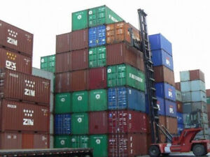 Steel Sea Can Shipping Storage Containers- SPECIAL on 40' & 20'