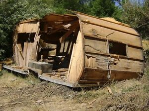 I'm Looking For an Old Camping Trailer to Fix Up