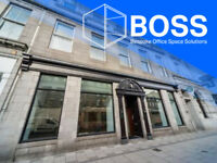 Office Space For Rent Aberdeen City Centre (AB10) | Serviced Office To Let on Union Street