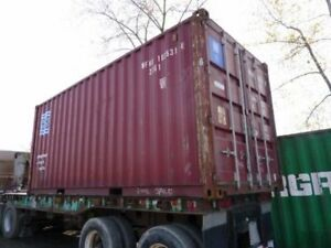 Steel Sea Can Shipping storage containers  Special on 40' & 20'
