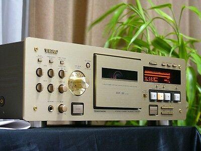 TEAC V-6030S Hi-Fi stereo 3-Head cassette deck