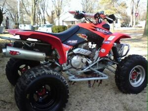 Looking for 400ex motor or parts bike