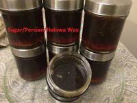 Sugar wax (Halawa / Persian wax) / Coffee Body Scrub for SALE