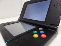 Nintendo New 3DS Console - Black - £110 - NO OFFERS