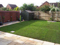 ck turfing & landscaping