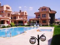 Beautiful 5 bed detached villa in Caliş Beach, Turkey in an excellent location