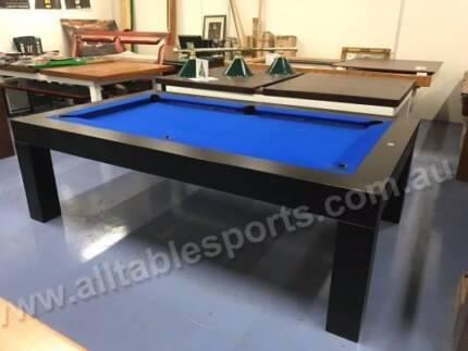 Special-7 Foot Slate Statesman Pool Billiards Table (Floor Table)