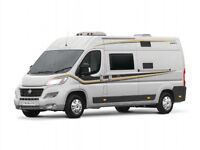 BRAND NEW VAN CONVERSION MOTORHOME WITH TWIN SINGLE BEDS - REDUCED