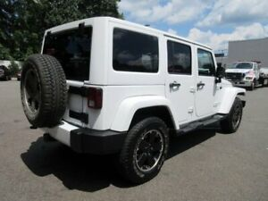 2012 Jeep Wrangler Unlimited Altitude Limited Edition