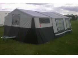 2011 Sunncamp 400S Trailer Tent