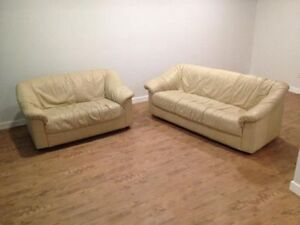Need to Sell!!! lightly used almost new couch and loveseat