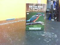 BRITISH BIRDS & BIRD LIFE BOXSET