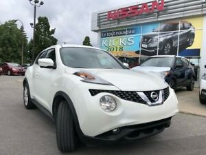 2017 Nissan Juke SV AWD CUIR TOIT CAMERA RECUL WOW, DEMO, LOW MI