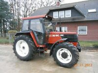 Fiat 82-94 -4wd tractor -82hp