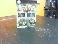 THE BATTLE FOR EUROPE BOXSET