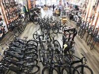 We buy bicycles for cash - same day collection