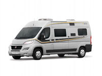 BRAND NEW VAN CONVERSION MOTORHOME WITH REAR LOUNGE - REDUCED