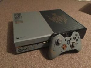 Xbox one Advanced Warfare Edition