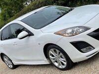 2012 Mazda 3 Sport Diesel,Low 68 Mileage,FSH,Mot 1 year,TopSpec
