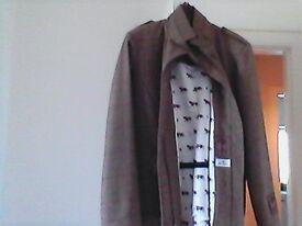 Ladies New without tags Tweed jacket.