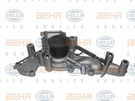 8MP 376 810-554 HELLA Water Pump