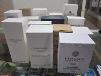 ***BUY AND GET FREE DELIVERY*** FULL RANGE OF GENUINE TESTERS : AFTERSHAVE, PERFUMES, FRAGRANCES!!!