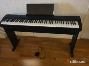 Casio Piano CDP-120 Include Stand, Pedal (88 weighted keys)
