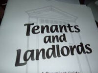 Landlord and tenant issues
