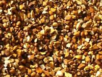 20mm golden gravel