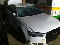 AUDI A6 2.0 TDI S-LINE 2014 FOR PARTS!
