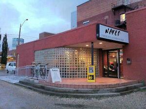 "Thursday Night All-Ages ""Open Stage"" at Naked! Edmonton Edmonton Area image 1"