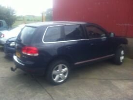 Volkswagen Touareg 3.0 Tdi 2007 for parts!